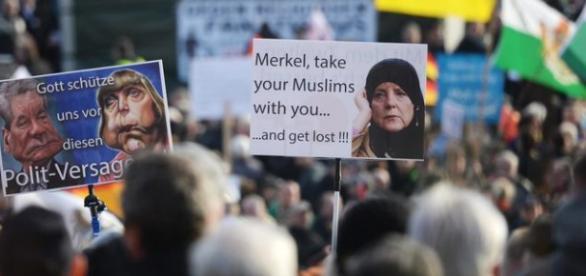 Europejczycy przeciw imigrantom