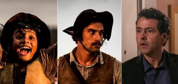 Pablo Morais é Cícero em 'Velho Chico'