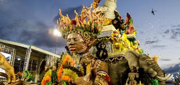 Previsão do tempo para o carnaval de São Paulo