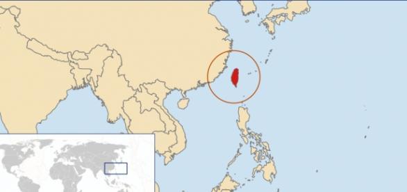 Terremoto en Taiwán de 6,4 en la escala Ritcher.