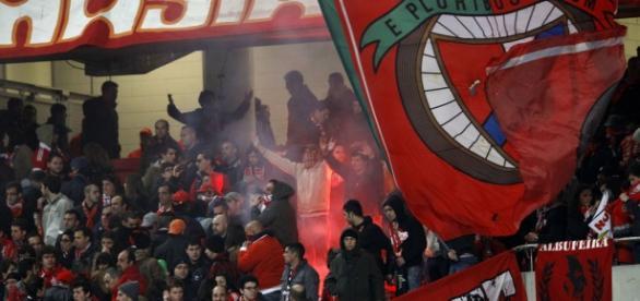 Benfica tentou usar a originalidade