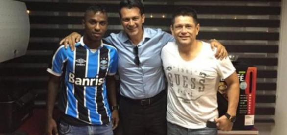 Bolaños é do Grêmio, para tristeza dos adversários