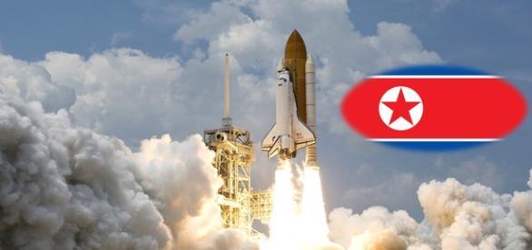 Corea del Norte lanza un cohete al espacio