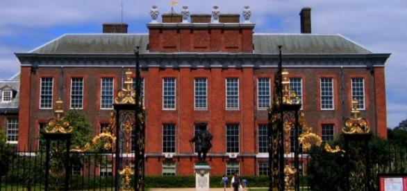 O homem suicidou-se perto dos jardins do palácio