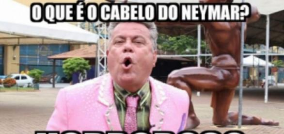 Milton Cunha - Meme da internet