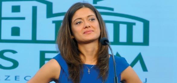 "Miriam Shaded, prezes Fundacji ""Estera"""