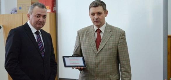 Profesorul Severius Moldoveanu, victima calomiilor