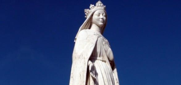 Rainha Santa Isabel - Mosteiro Santa Clara-a-Nova