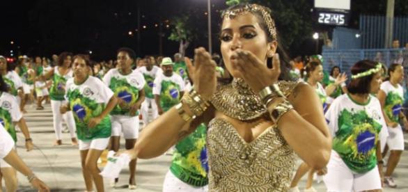 Anitta é destaque no Carnaval 2016