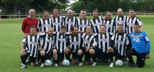 José Augusto Sousa jogava na equipa do CR Chãs.