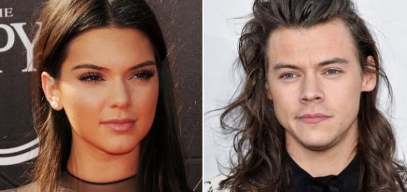 Kendall sente que Harry não está interessado