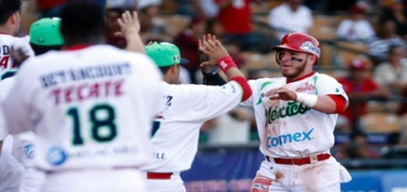 México se corono campeón del Caribe