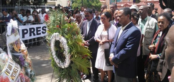 Monja Roindefo ancien premier ministre malgache