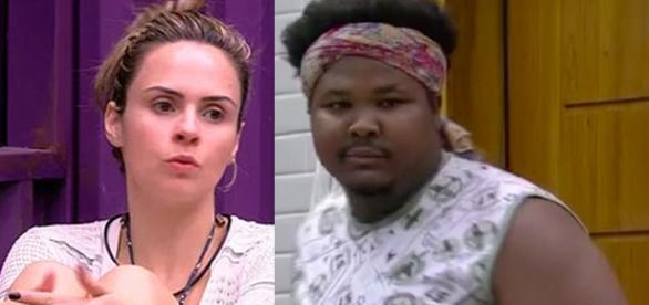 Ana Paula disputa imunidade com Ronan no BBB16