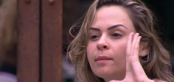 Ana Paula - Foto/Reprodução: TV Globo