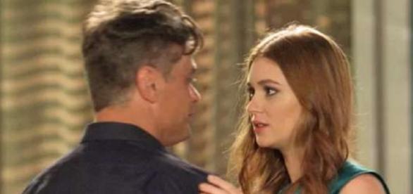 Arthur assume seus sentimentos por Eliza