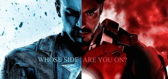 Civil War:La peli más esperada del universo Marvel