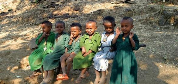 El riesgo de ser niña en Etiopía.