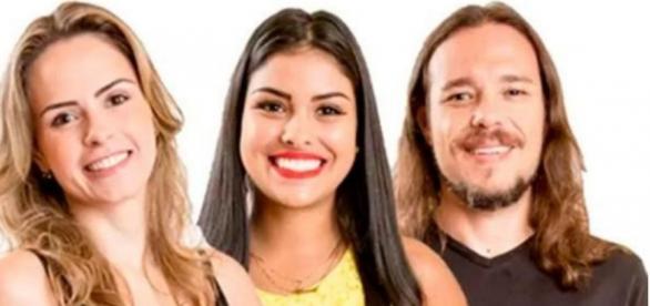 Ana Paula, Munik e Tamiel disputam o paredão
