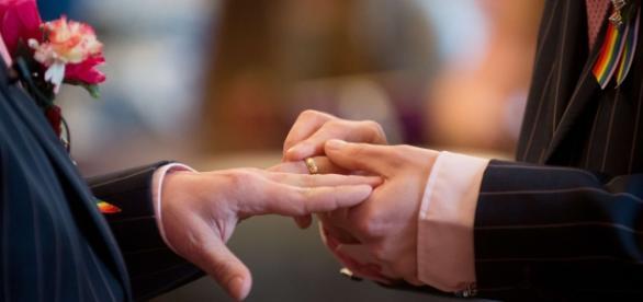 Casamento entre pessoas do mesmo sexo.
