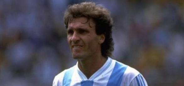 El argentino Oscar Ruggeri, uno de los mejores