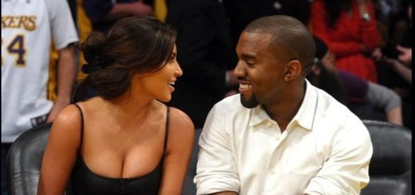 Kim shares Kimye's sweet first date video