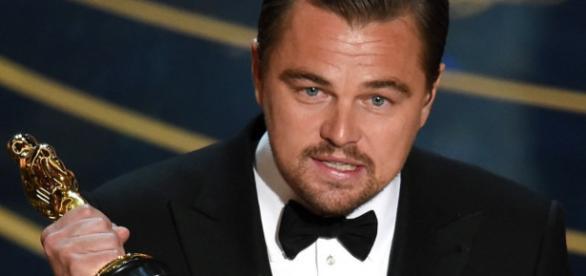 Leonardo DiCaprio ganha Oscar de Melhor Ator