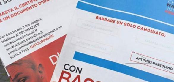 Bassolino pronto alla candidatura (Fonte FB)