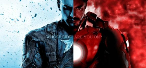Capitão América: Guerra Civil estreia 28 de abril