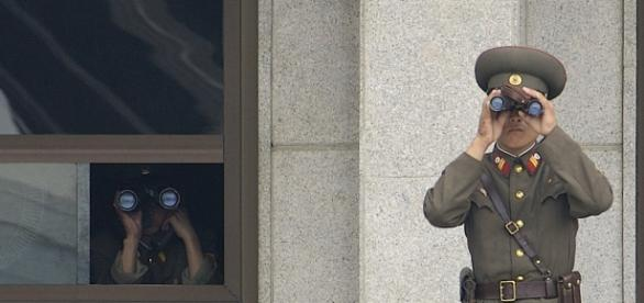 Coreia do Norte teme invasão militar.