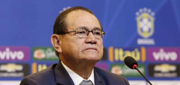 Presidente depõe na CPI do Futebol no dia 16 (CBF)