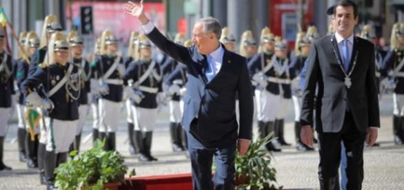 Rui Moreira recebeu hoje o Presidente no Porto