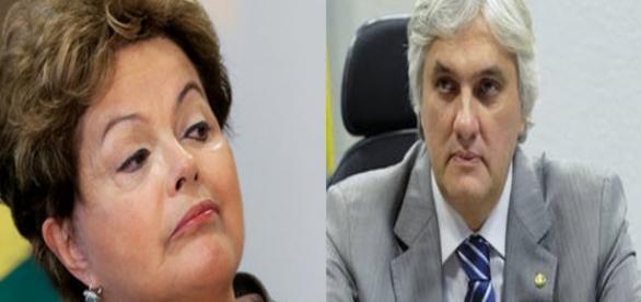 Segundo jornal, Dilma ficou brava com Delcídio