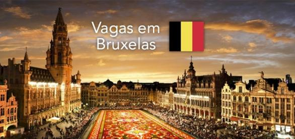 Vagas em Bruxelas. Foto: Reprodução Esquenta.