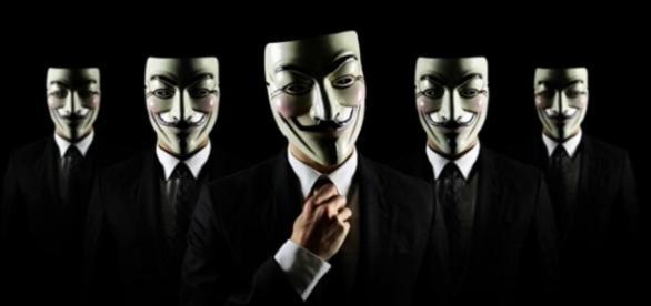Anonymus declara la guerra a Donald Trump AMexico