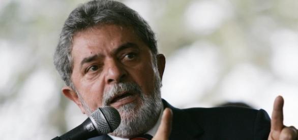 L'ex presidente del Brasile, Lula Da Silva