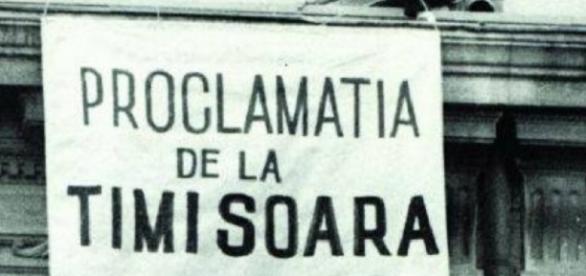 Manifestația anticomunistă de la Timișoara