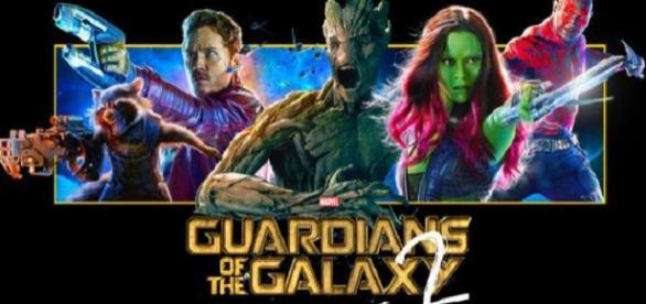 Nueva imagen del set de Guardianes de la Galaxia 2