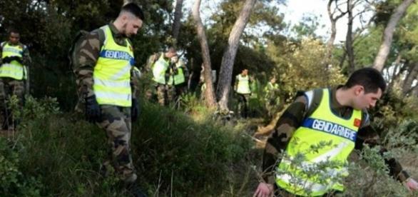 Operações de busca envolveram dezenas de policiais