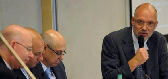 Profesor Andrzej Nowak (fot:Facebook prof.A.Nowak)