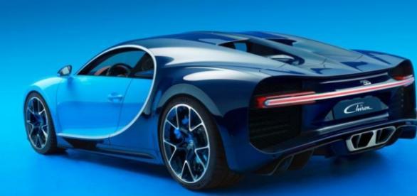 The new Bugatti Chiron has 1,479 horsepower.