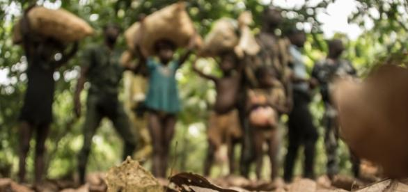 Trabalho infantil ainda é realidade pelo mundo