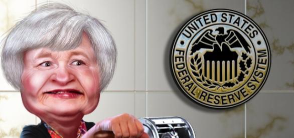 Yellen ve un un crecimiento moderado de la economía