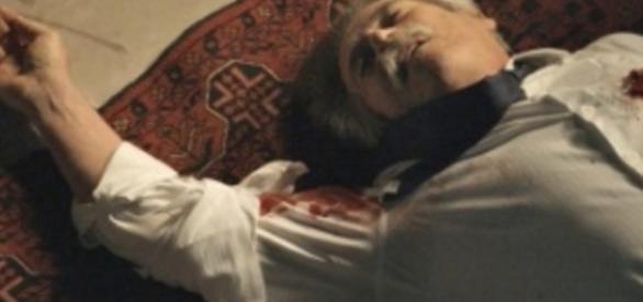 Gibson morre e A Regra revela quem matou
