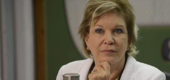 Marta Suplicy defende saída de Dilma do governo