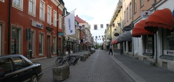 Ostersun-Orășelul suedez terorizat de imigranți