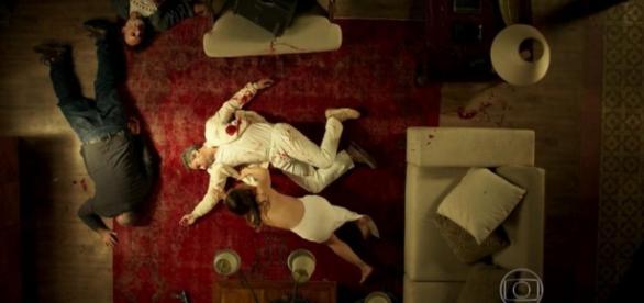 Romero morre no final de A Regra do Jogo