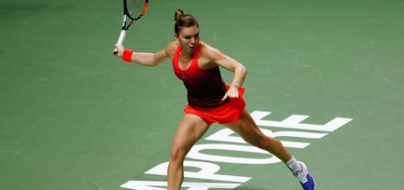 Simona Halep, victorie la Indian Wells