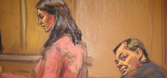 Spionul rus prins la New York, SUA