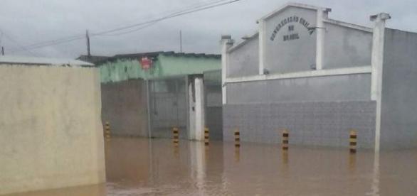 Vila Japão, em Itaquaquecetuba/SP